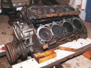 Rebuilding an AMC 401